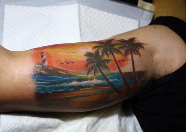 ocean tattoo37