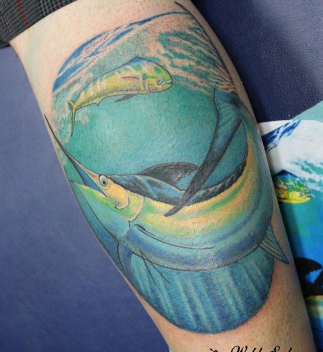 ocean tattoo39