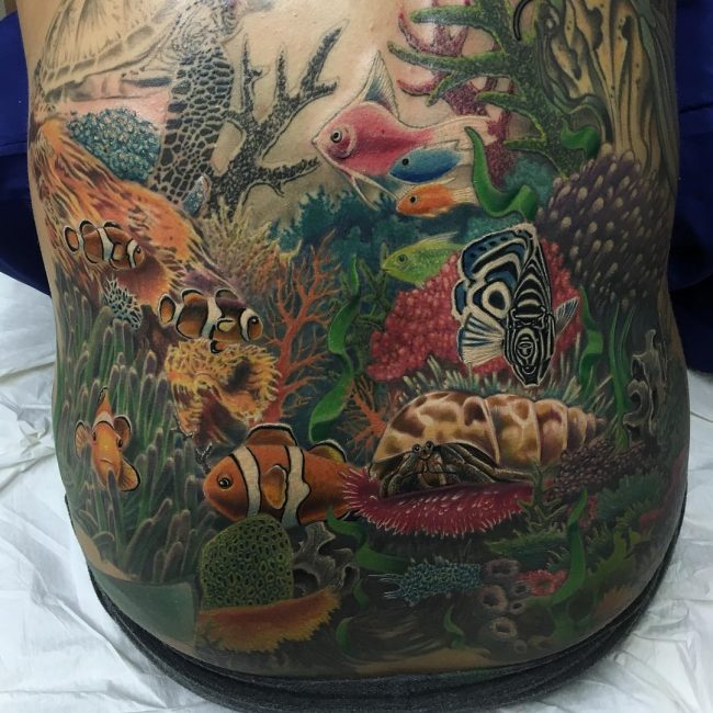 ocean tattoo6