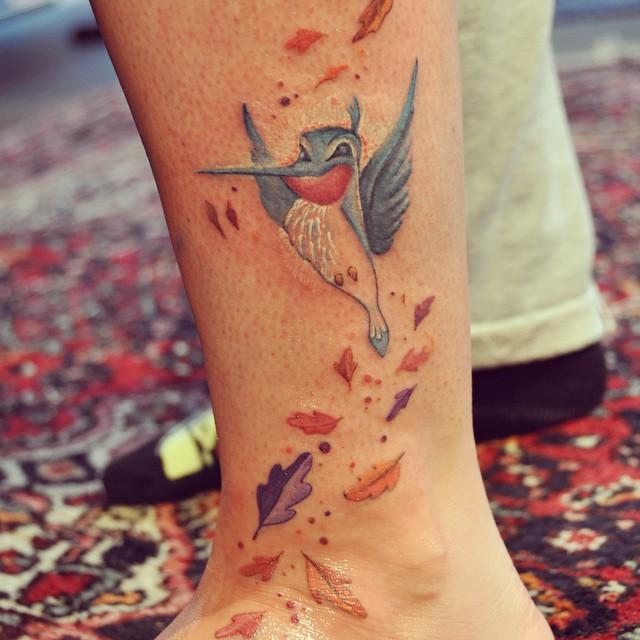 pocahontas tattoo10