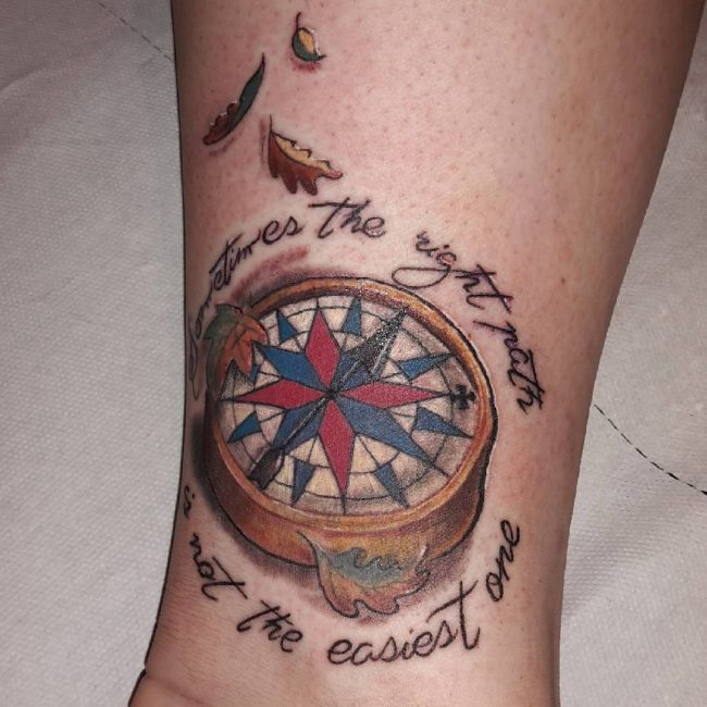 pocahontas tattoo18