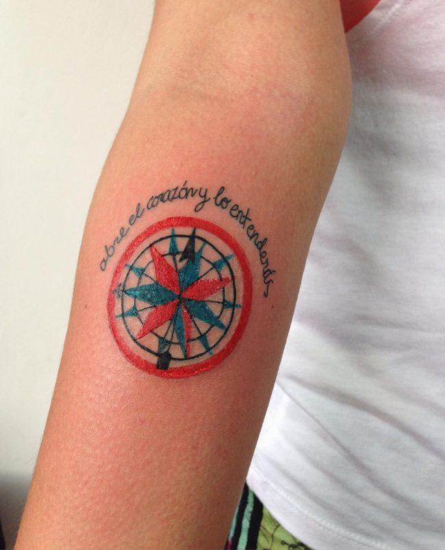 pocahontas tattoo19