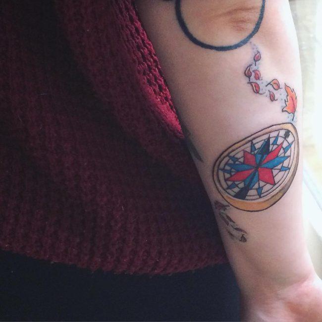 pocahontas tattoo20