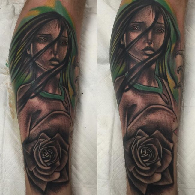 35 Perfect Pocahontas Tattoo Ideas – The Colors Of The Wind ...