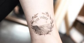 Factors that influence the price how much do tattoos cost for Rest in peace baby tattoos