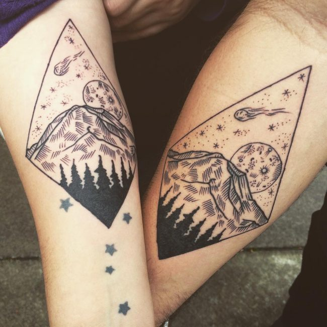 sibling tattoo38