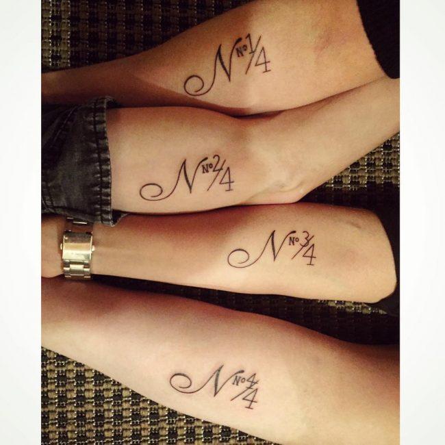 sibling tattoo42