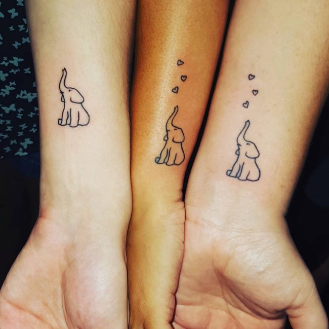 sibling tattoo44
