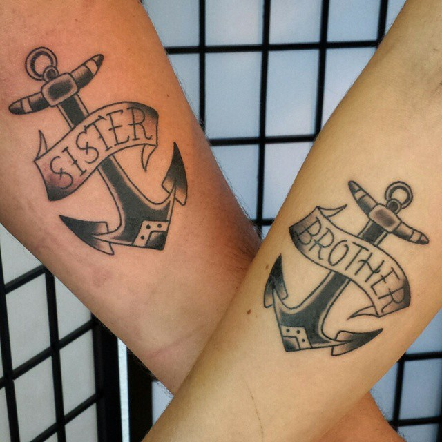 Bedwelming 60 Eloquent Sibling Tattoo Ideas- Show Your Special Connection #IR34