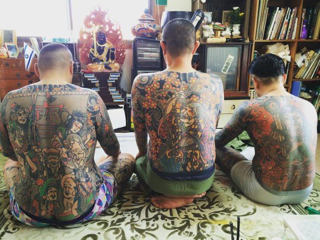 yakuza tattoo1