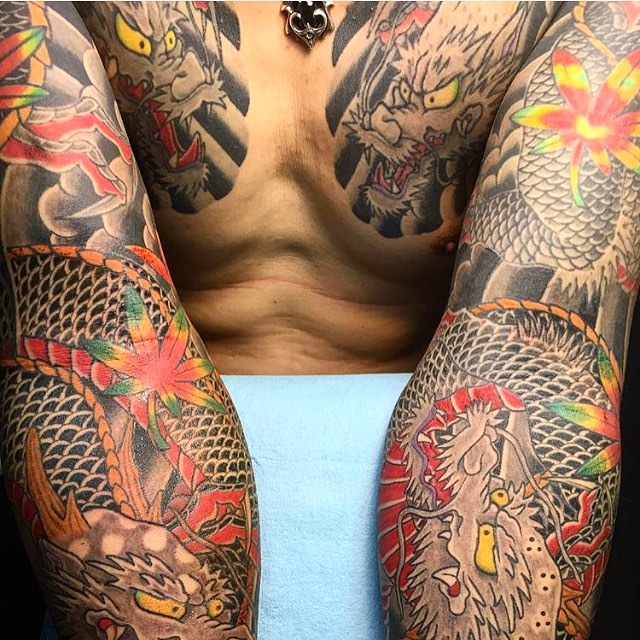 yakuza tattoo11