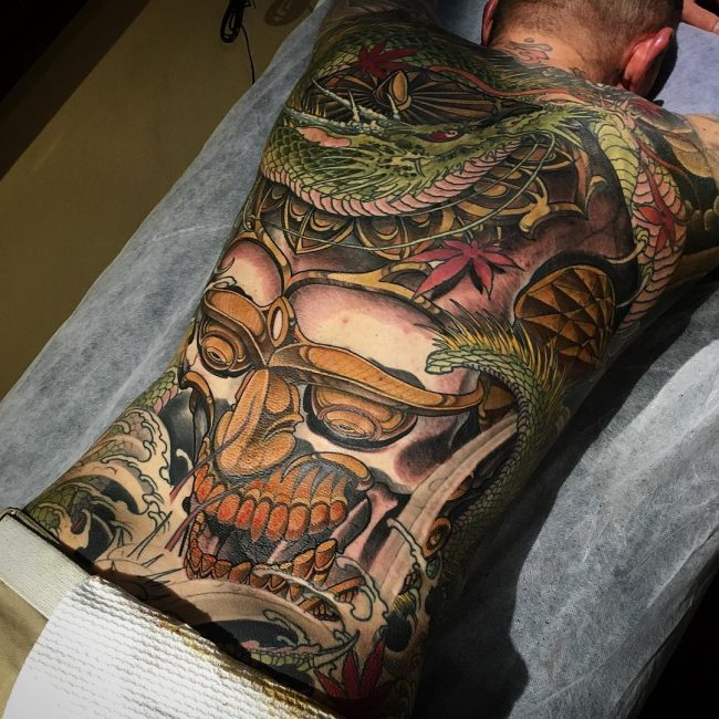 yakuza tattoo2
