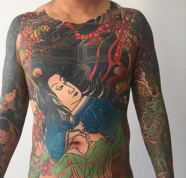 yakuza tattoo22