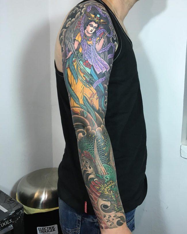 yakuza tattoo24