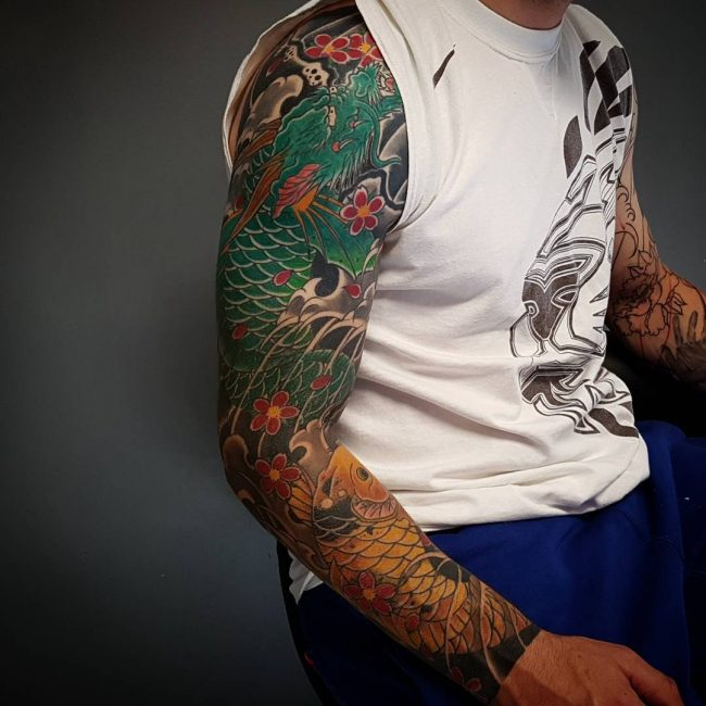 yakuza tattoo28