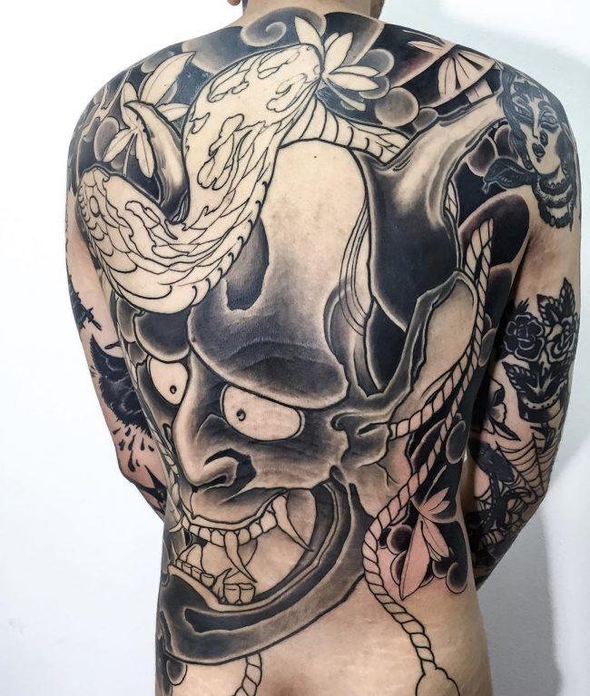 yakuza tattoo3