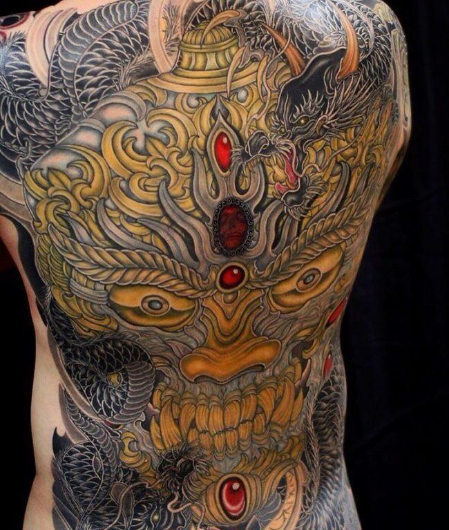 yakuza tattoo4