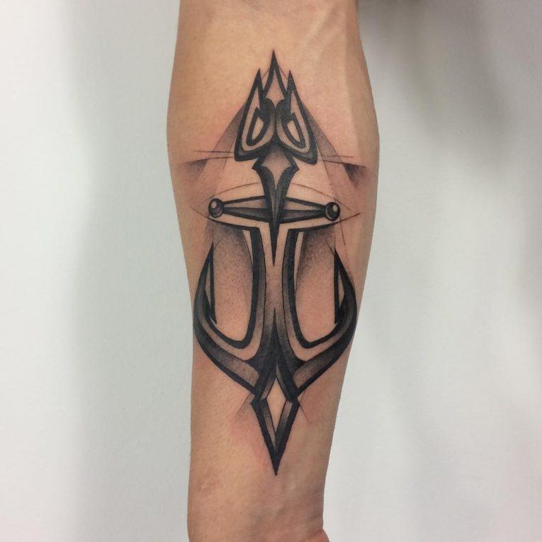 Anchor Tattoo 95