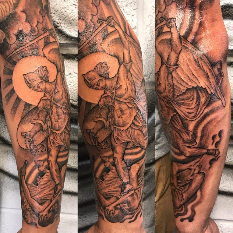 Angel Tattoo 102