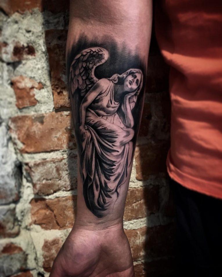 Angel Tattoo 106