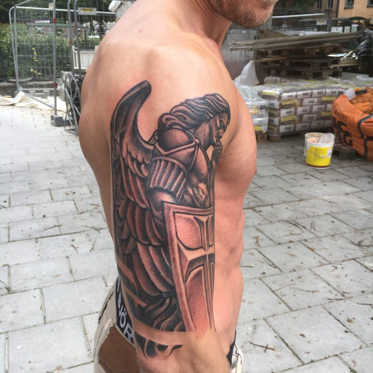 Angel Tattoo 109