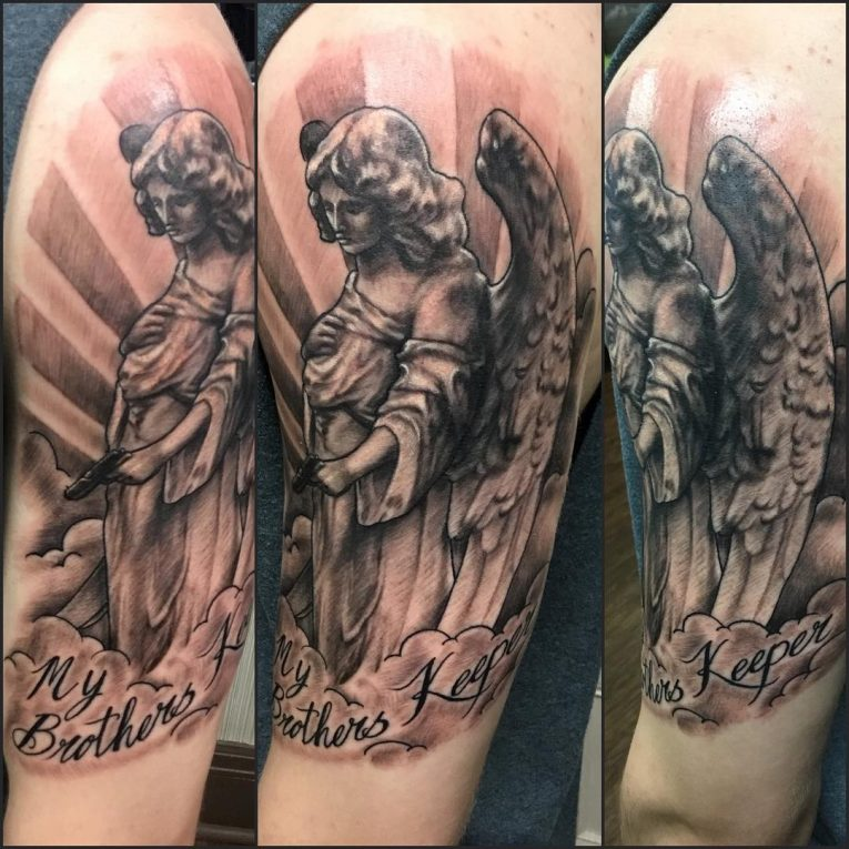 Angel Tattoo 112