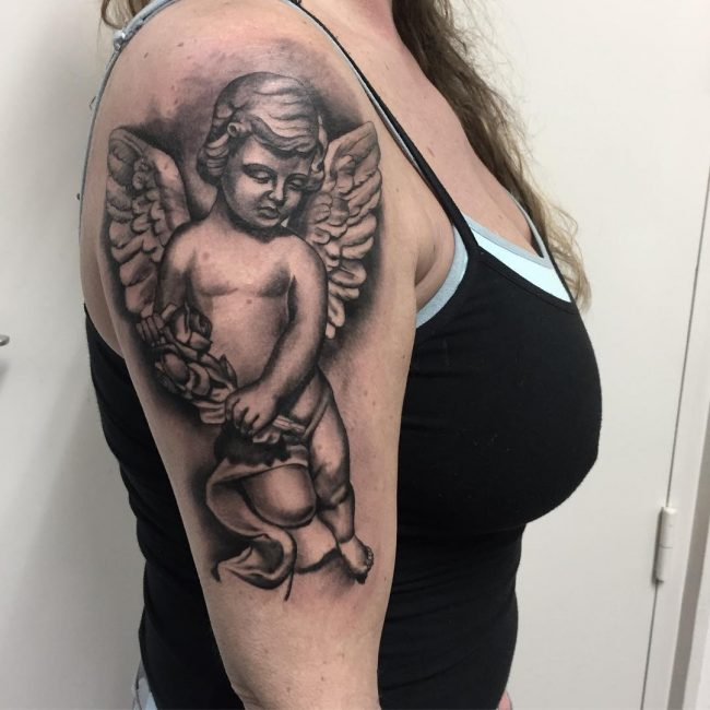 Angel Tattoo 92