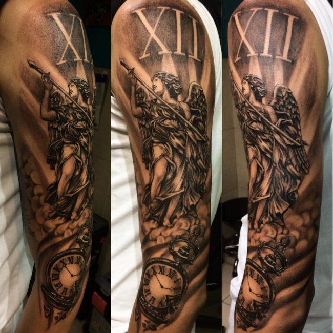 Angel Tattoo 94