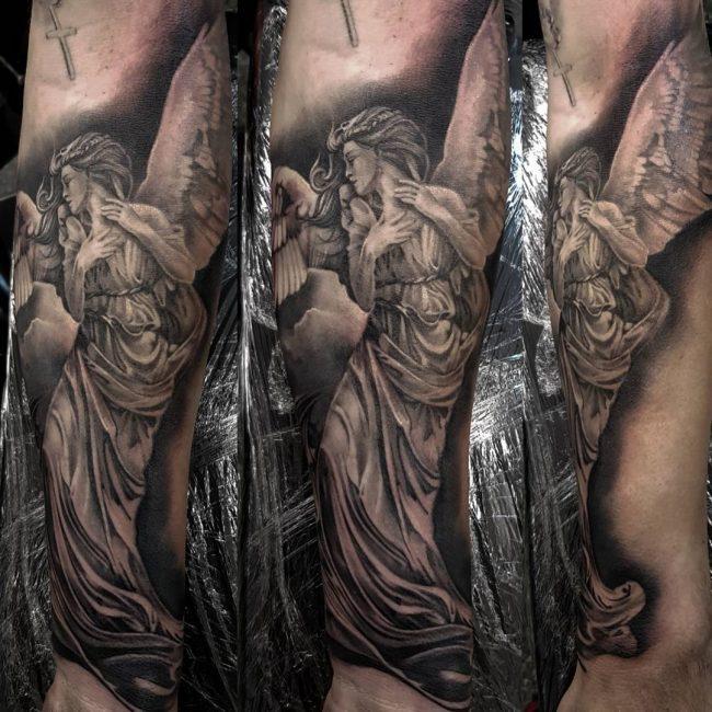 Angel Tattoo 99