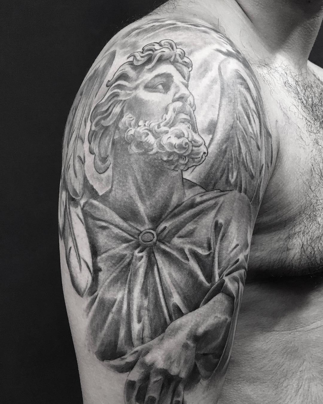 Tattoo Designs Angel