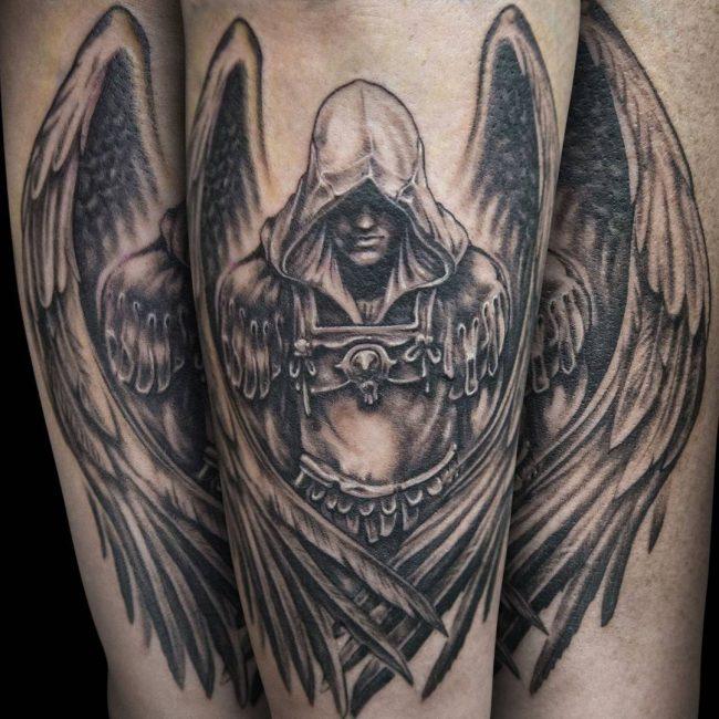 Angel Tattoo_