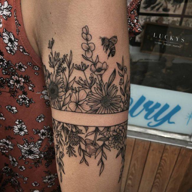 Armband Tattoo 80