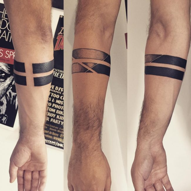 95+ significant armband tattoos - meanings and designs (2018)