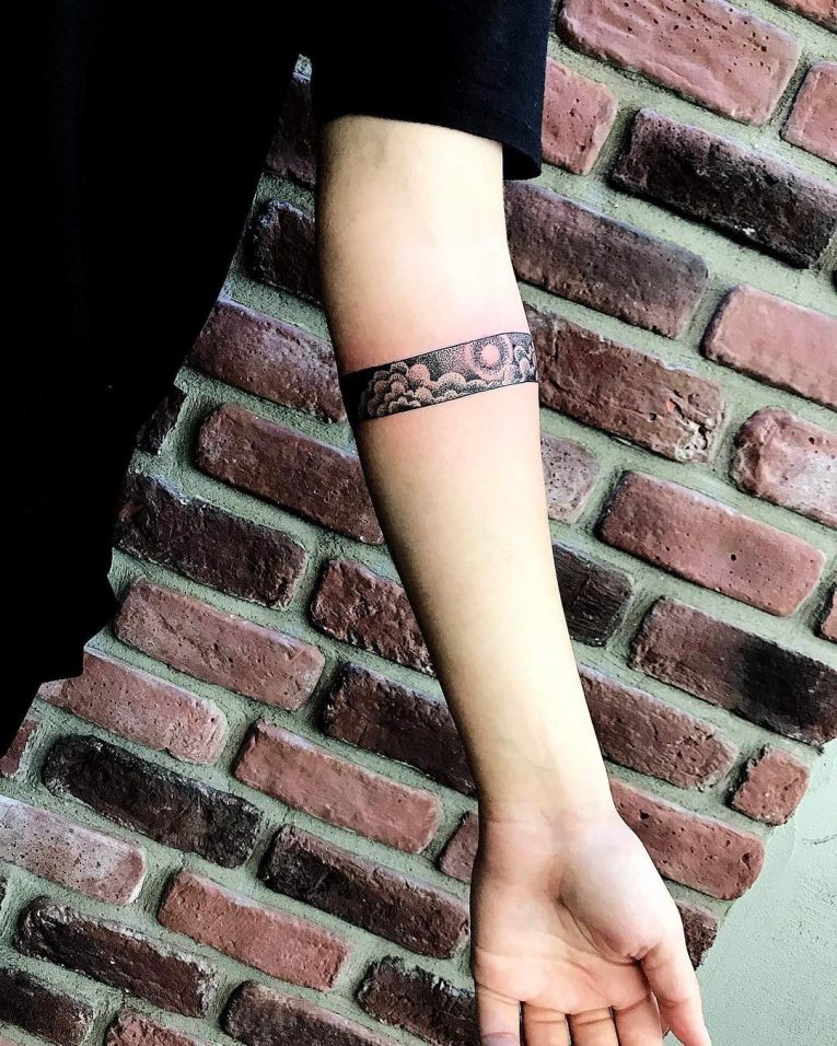 401ad3c0c 95+ Significant Armband Tattoos - Meanings and Designs (2019)
