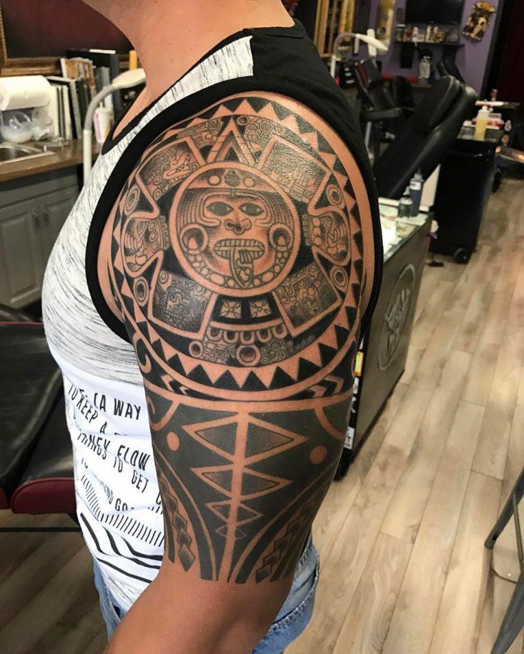 Aztec Tattoo 101