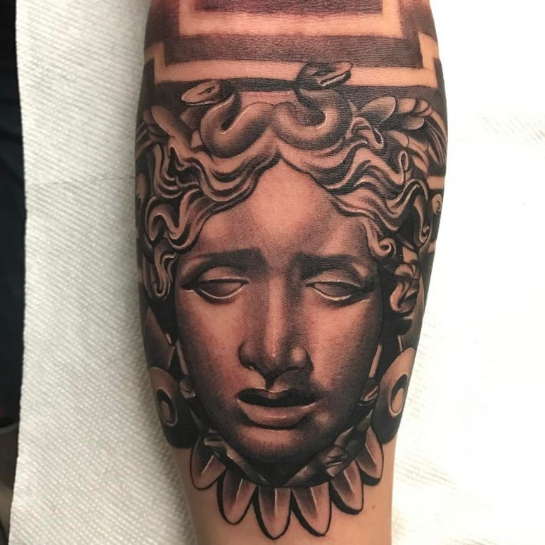 Aztec Tattoo 93