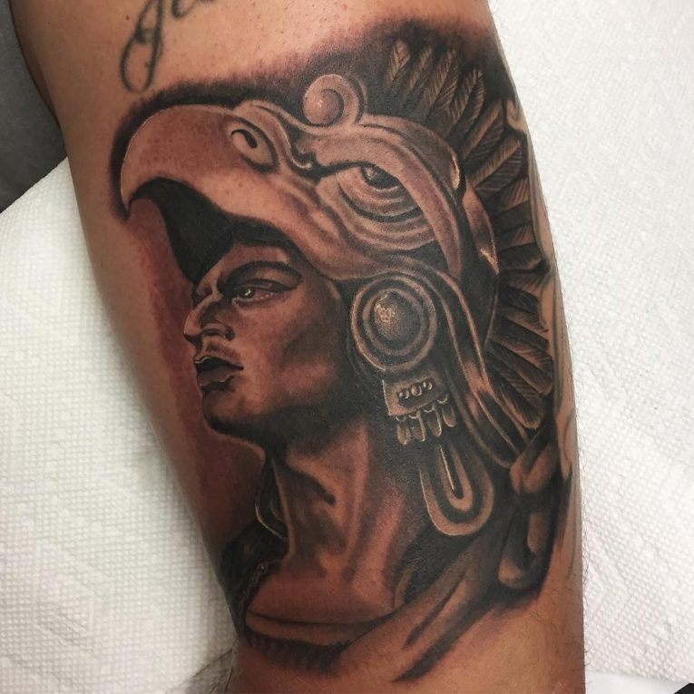 Aztec Tattoo 99