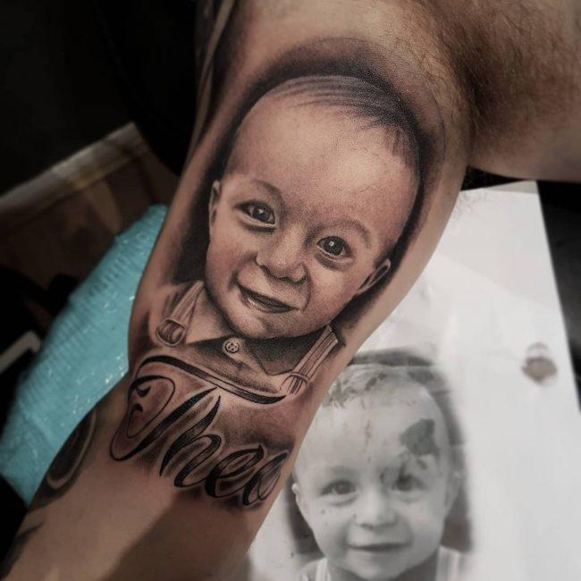 Baby Tattoo 39