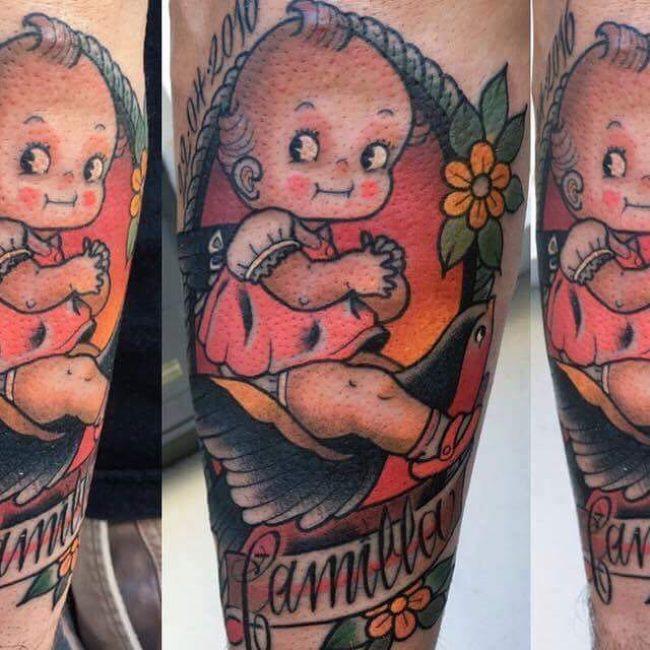 Baby Tattoo 41