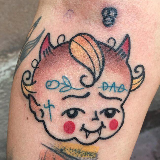 Baby Tattoo 44