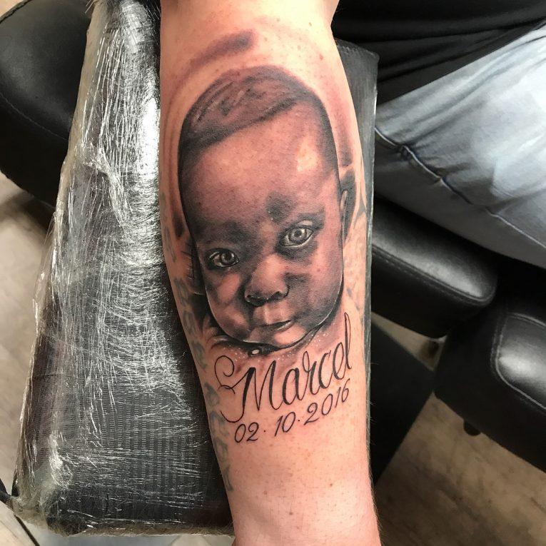Baby Tattoo 49