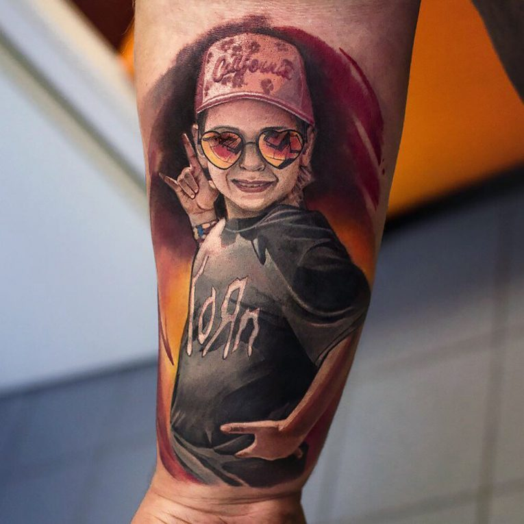Baby Tattoo 51