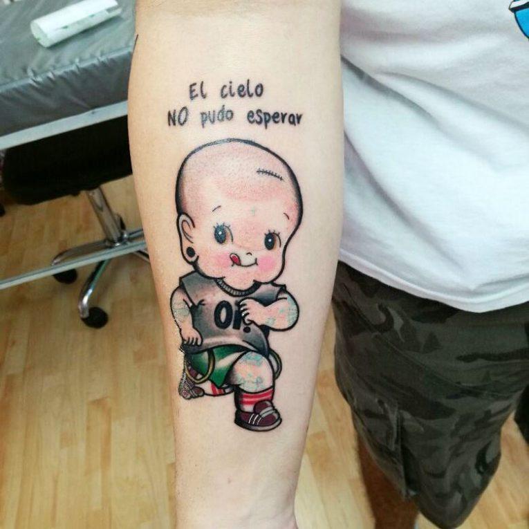 Baby Tattoo 56