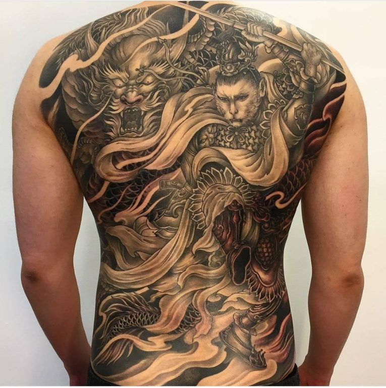 Back Tattoo 101