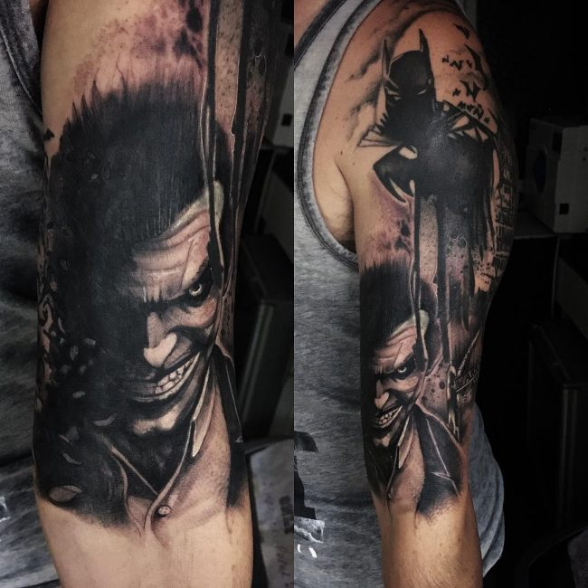 Batman Tattoo 81