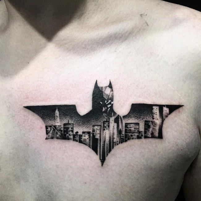Batman Tattoo 82