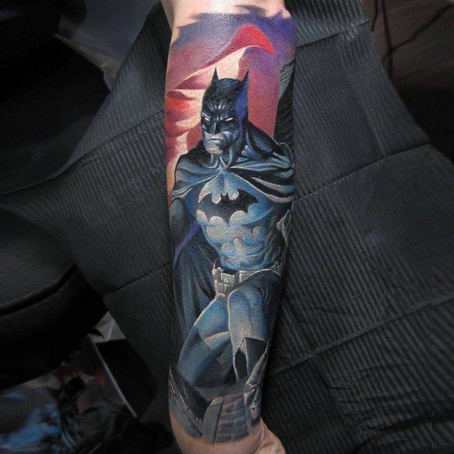 Batman Tattoo 83