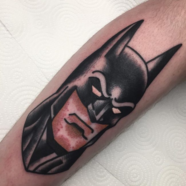 Batman Tattoo 86