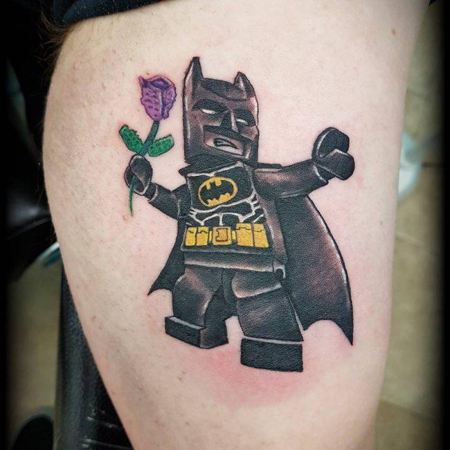 Batman Tattoo 87