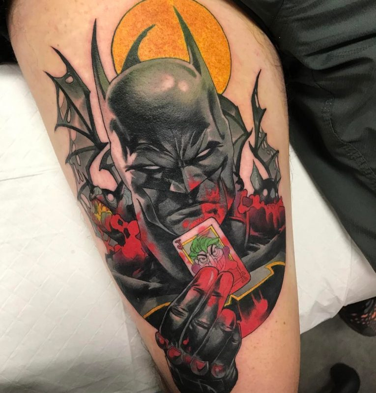 Batman Tattoo 91